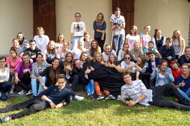 Spotkanie wolontariuszy ŚDM campusu Jelenia Góra za nami