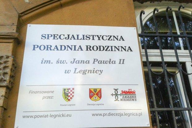 Specjalistyczna Poradnia Rodzinna im. św. Jana Pawła II w Legnicy: bezpłatne warsztaty i grupa wparcia