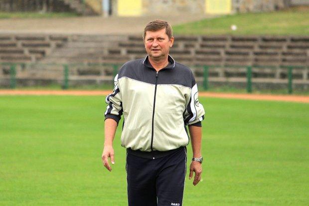 Romuald Kujawa nowym szkoleniowcem BKS