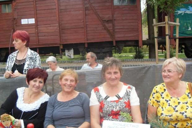 Drugie miejsce świetlicy wiejskiej w Mikułowej na Święcie Grzybów w Węglińcu