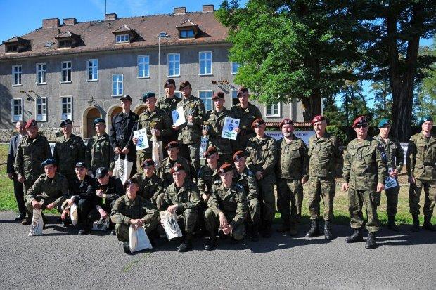 Commando: Piąte Ogólnopolskie Mistrzostwa Sportowo-Obronne