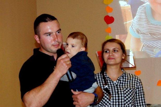 Ponad 4500 zł na leczenie Wojtusia uzbierano w Trzebieniu