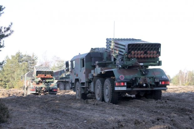 23 Śląski Pułk Artylerii: poligonowy sprawdzian artylerzystów
