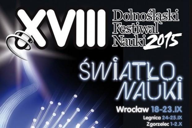 Dolnośląski Festiwal Nauki w Legnicy