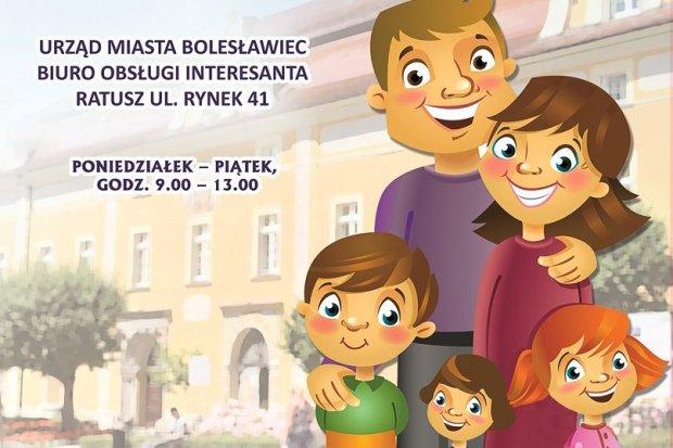 Bolesławiecka Karta Dużej Rodziny