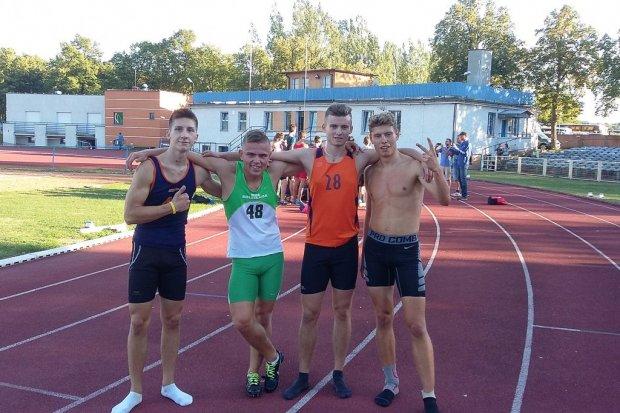 Lekkoatleci Bolesłavii jedenastą drużyną w Polsce!