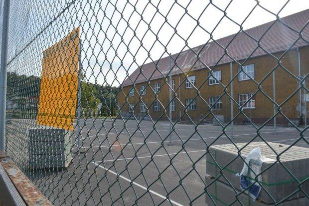 Quasi-orlik powstaje przy Zespole Szkół Budowlanych