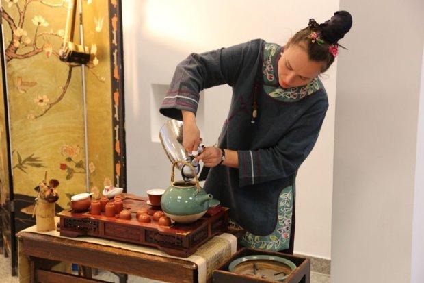 Chińska herbaciarnia w centrum Bolesławca