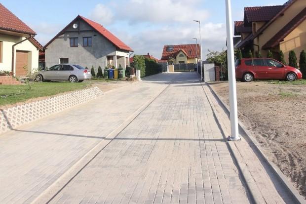 Nowa droga dla mieszkańców Chobieni