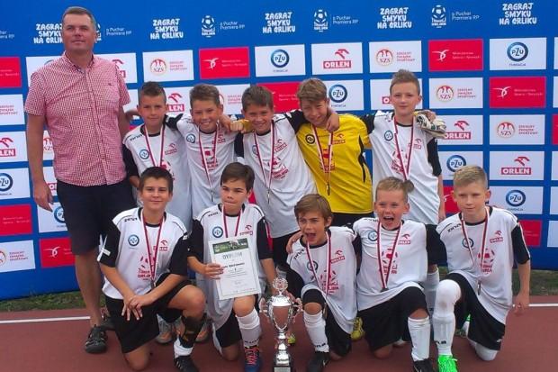 Piłkarze Kusego w finale krajowym Turnieju Orlika o Puchar Premiera RP