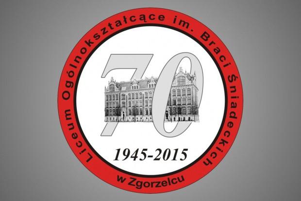 70-lecie Liceum Ogólnokształcącego im. Braci Śniadeckich w Zgorzelcu