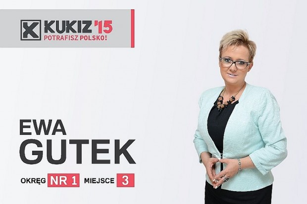 Rozmowa z Ewą Gutek – kandydatką do Sejmu