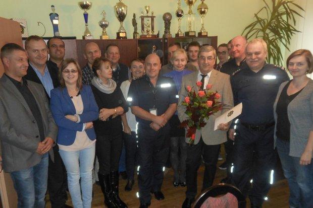 Henryk Zielonka z Korpusu Służby Cywilnej: zasłużona emerytura po 46 latach pracy zawodowej