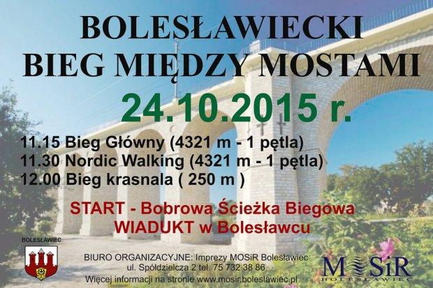 Bolesławiecki Bieg między Mostami