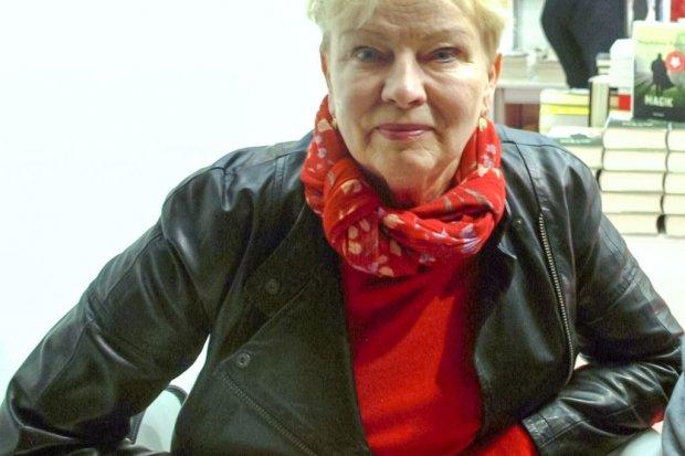 """""""Akcja: e-motywacja"""": gościem specjalnym pisarka Krystyna Kofta"""