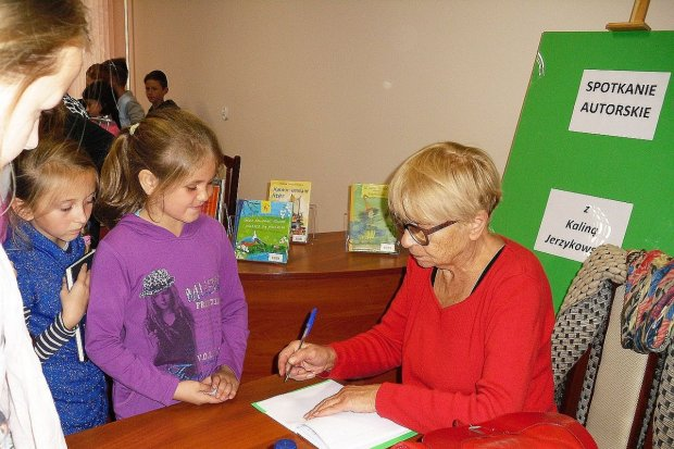 Kalina Jerzykowska w Ocicach