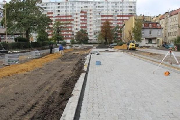 Przebudowa ulicy Polarnej