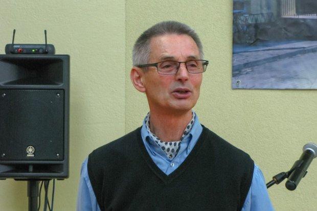 Spotkanie z Janem Bujakiem, autorem wyjątkowych publikacji o emigracji Polaków do Bośni, w Nowogrodźcu