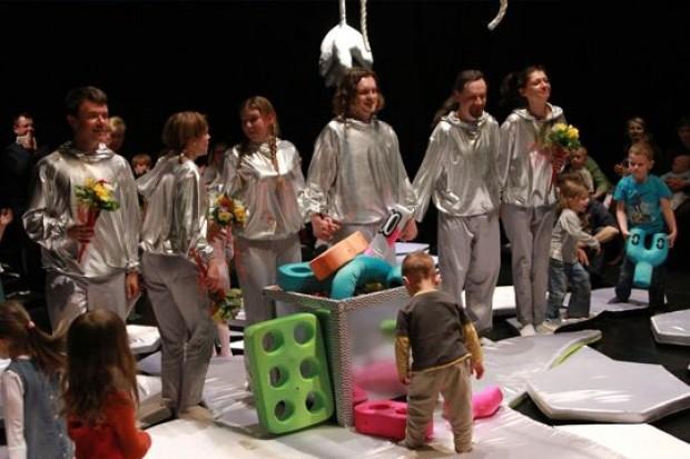 """Spektakl """"A – Ty – Ymm"""" Zdrojowego Teatru Animacji w Jeleniej Górze w tę niedzielę"""