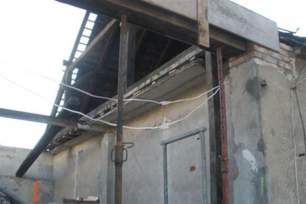 Przebudowa budynku remizy OSP w Jagodzinie
