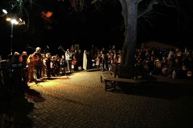 Tradycyjne Święto Marcina w Naszym Zoo