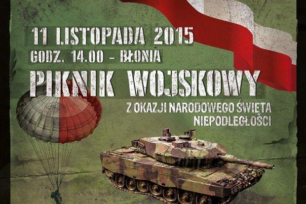 Obchody Święta Niepodległości i Piknik Wojskowy