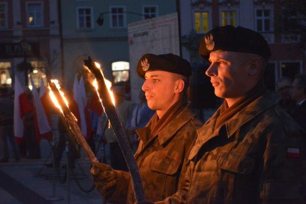 Powiatowe obchody Święta Niepodległości