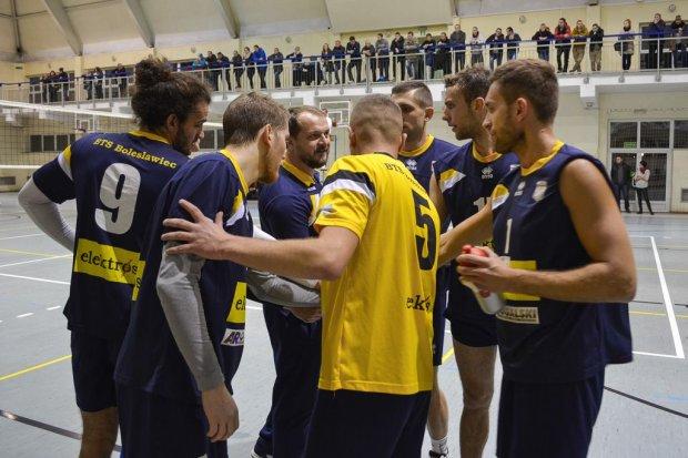 Seniorzy BTS Elektros Bolesławiec wygrali 7 mecz z rzędu