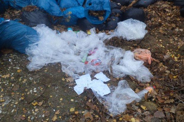 Trzy tysiące za śmieci w Lasku Złotoryjskim – jeden z podrzucających już ukarany