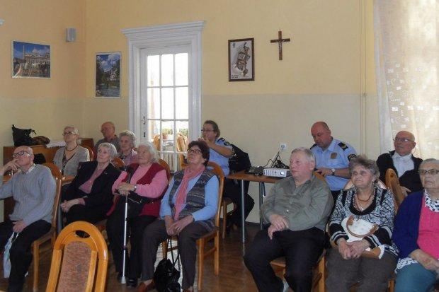 W trosce o bezpieczeństwo seniorów