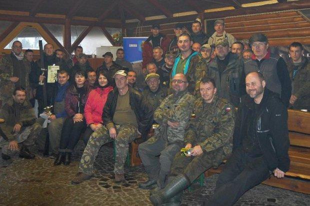 Zawody wędkarskie o Puchar Wójta Gminy Rudna