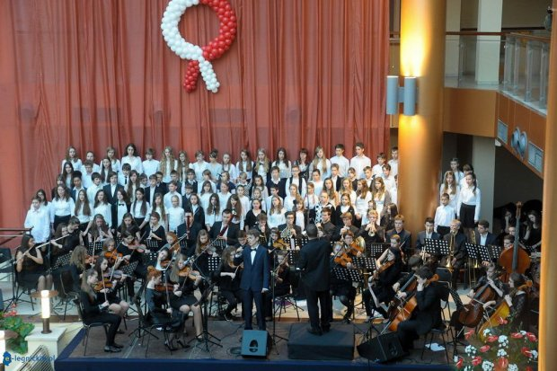 70 lat Zespołu Szkół Muzycznych w Legnicy