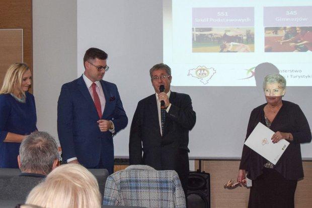 Konwent starostów województwa dolnośląskiego w Sycowie. Kto najlepszy w sporcie?