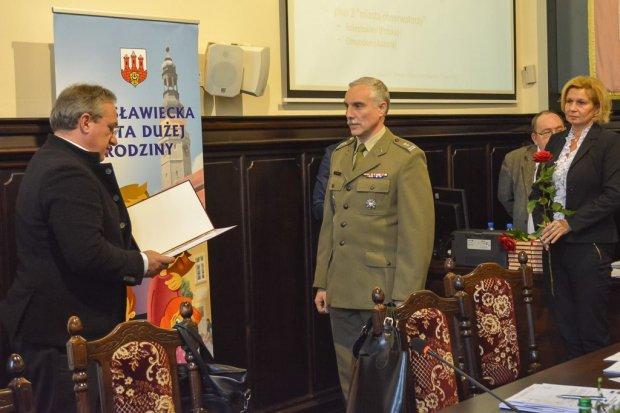 Wojskowa Komenda Uzupełnień i 23 Śląski Pułk Artylerii zasłużone dla Bolesławca