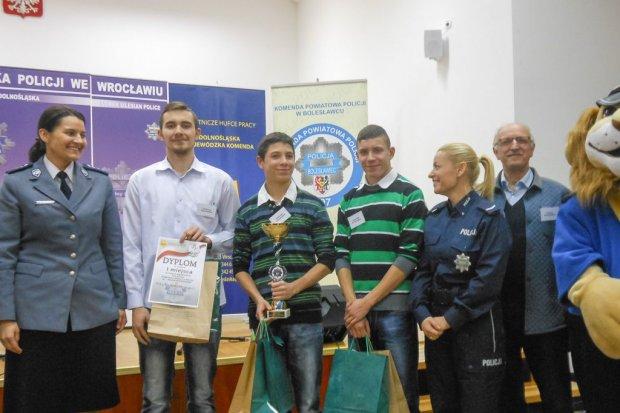 """OHP Mysłakowice najlepszy w konkursie """"Razem Bezpieczniej"""""""
