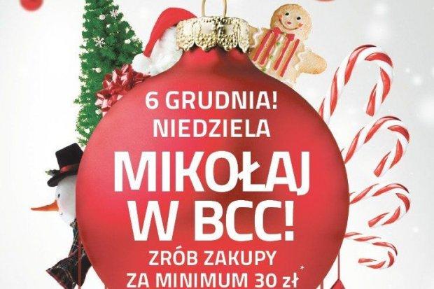 Mikołajki w Galerii Bolesławiec City Center