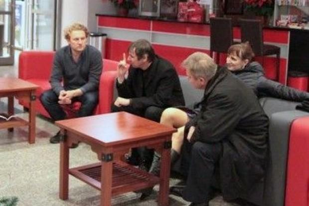 Spotkanie z reżyserem Marcinem Dudziakiem w DKF