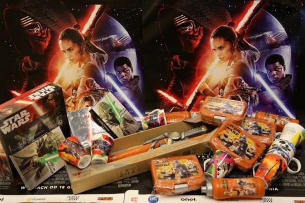 Zdobądź płyty DVD z sagą Gwiezdnych Wojen