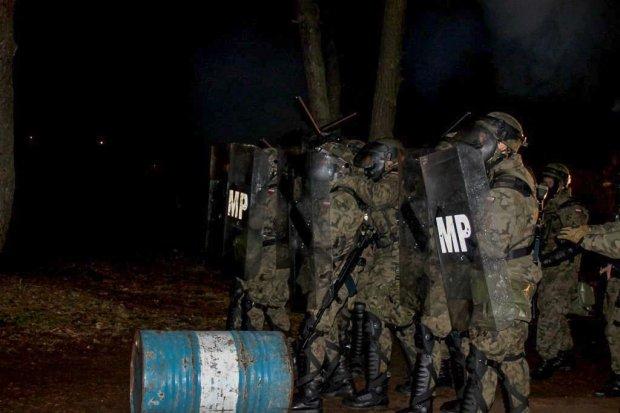 Wojsko: Egzamin dla plutonów 34 zmiany PKW KFOR