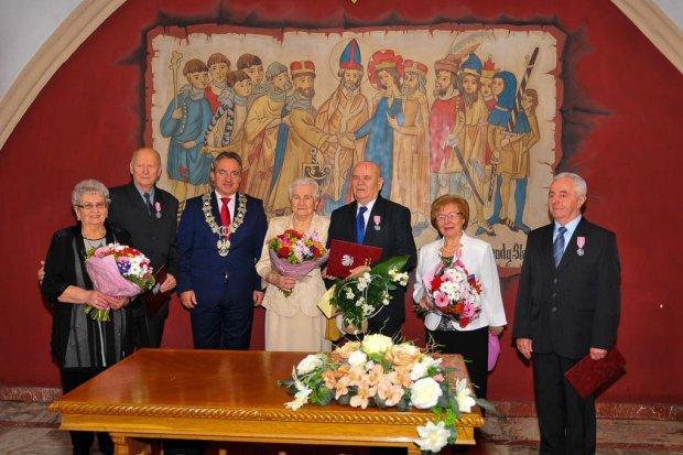 Doniosłe rocznice w Pałacu Ślubów