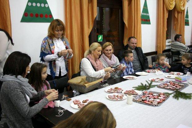Przedświąteczne spotkanie w Łaziskach
