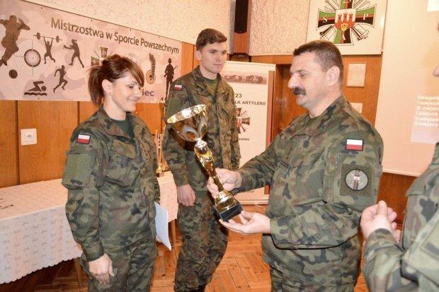 Pierwsza Gala Sportu w 23 Pułku Artylerii