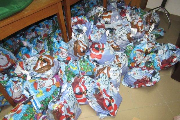 250 paczek dla Kresowian