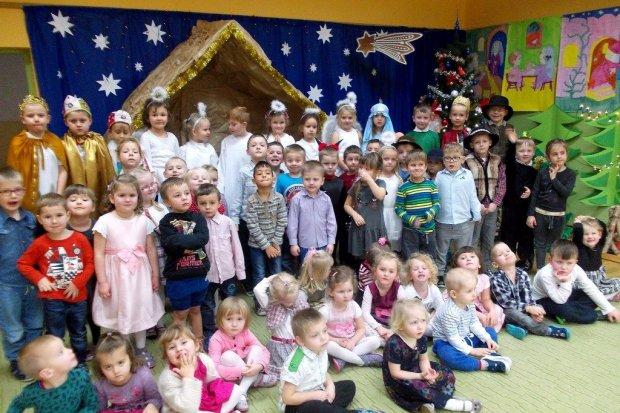 Dzieci z filii przedszkola nr 3 kultywują świąteczne tradycje