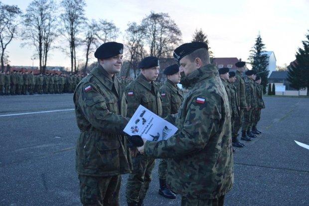 Elewi zakończyli szkolenie w 23 Śląskim Pułku Artylerii