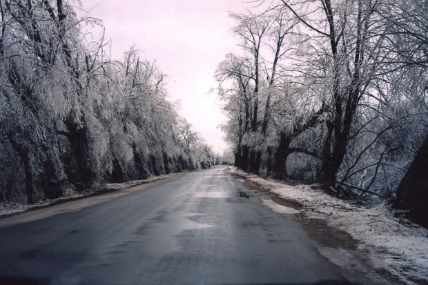 Uwaga, w Nowy Rok może być ślisko na drogach