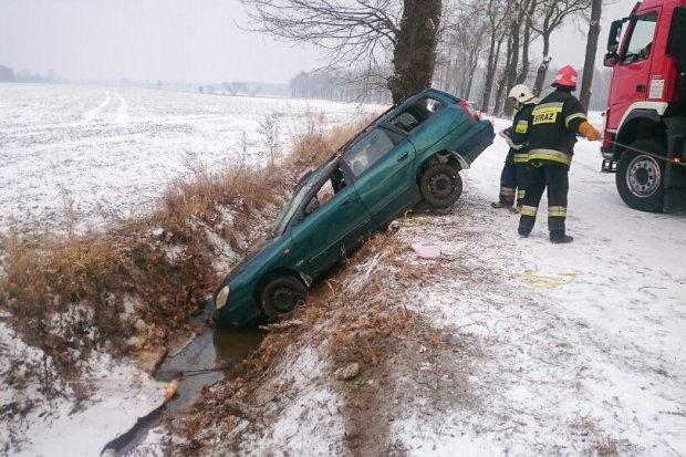 Wypadek między Modłą a Nową Kuźnią