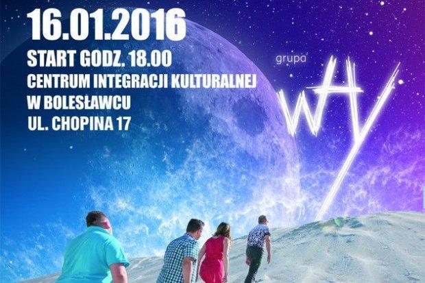 Koncert zespołu WHY w Bolesławcu