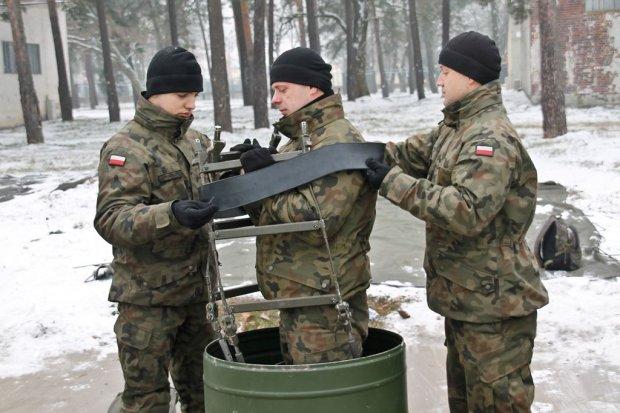 10 Brygada Kawalerii Pancernej: Szkolenie załóg czołgu Leopard