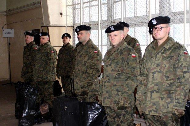 Wcielenie pierwszego turnusu ochotników w 23 Śląskim Pułku Artylerii